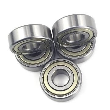 4,762 mm x 9,525 mm x 3,175 mm  FBJ FR166 deep groove ball bearings