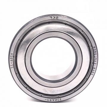 45 mm x 100 mm x 36 mm  FBJ 22309 spherical roller bearings
