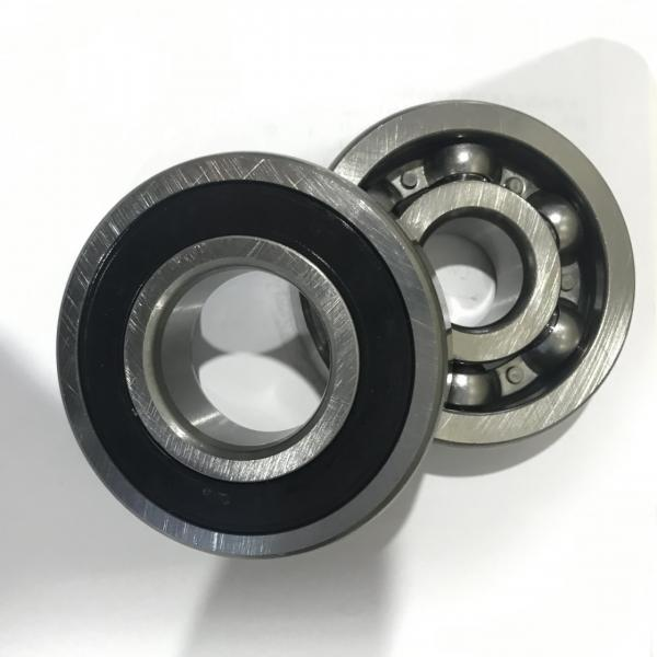 90 mm x 160 mm x 30 mm  FBJ NF218 cylindrical roller bearings #1 image