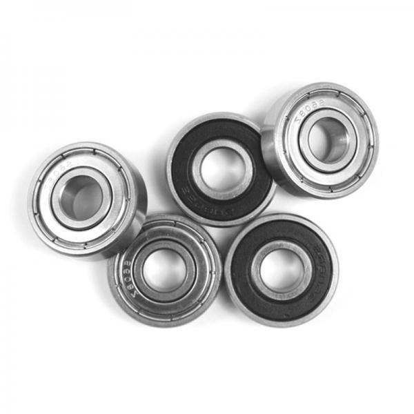 25 mm x 62 mm x 15 mm  nachi 25tab06 bearing #2 image