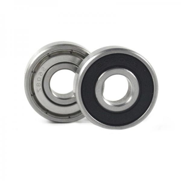 nsk 6008du bearing #3 image
