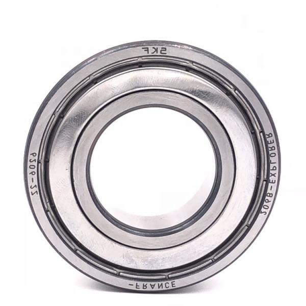 35 mm x 100 mm x 25 mm  FBJ 6407 deep groove ball bearings #1 image